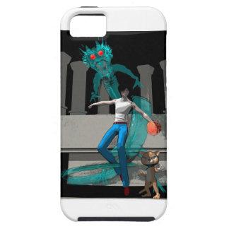 穹窖のVibeのiPhoneのマンガの物語 iPhone SE/5/5s ケース