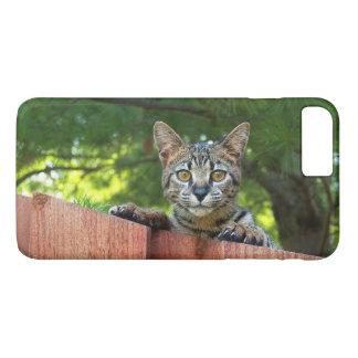 穹窖やっとそこにiPhone 7の場合の子ネコと iPhone 8 Plus/7 Plusケース
