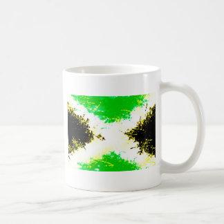 空にでは、(ジャマイカ) コーヒーマグカップ
