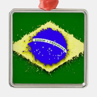 空にでは、ブラジル メタルオーナメント