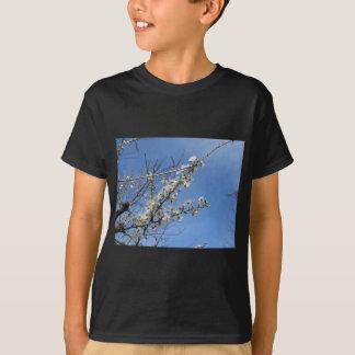 空に対する開くプラム。 タスカニー、イタリア Tシャツ