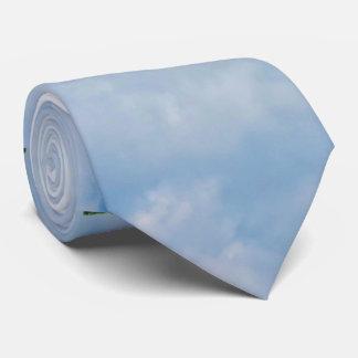 空に対する風車 ネクタイ