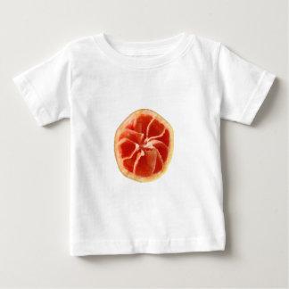 空のグレープフルーツの皮 ベビーTシャツ