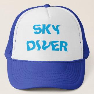 空のダイバーのトラック運転手の帽子 キャップ