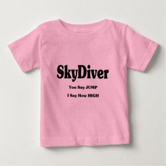 空のダイバー ベビーTシャツ
