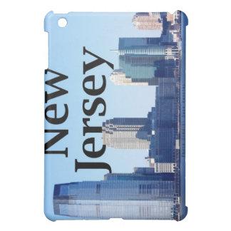 空のニュージャージーとのニュージャージーのスカイライン iPad MINI カバー
