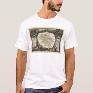 空の地図 Tシャツ