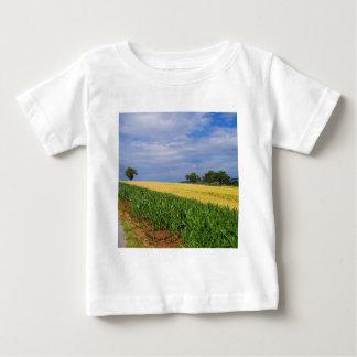 空の夏分野 ベビーTシャツ