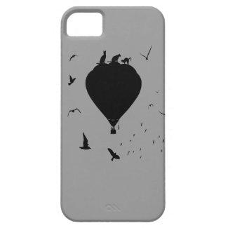 空の旅ねこの旅2 iPhone 5 COVER