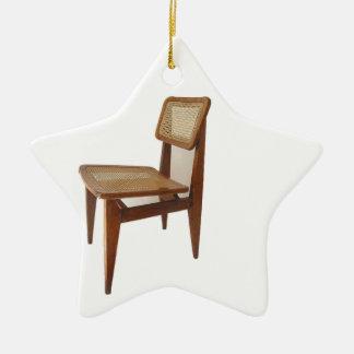 空の椅子 セラミックオーナメント