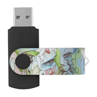 空の精神 USBフラッシュドライブ