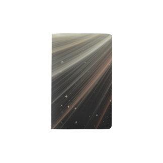 空の複雑化 ポケットMoleskineノートブック