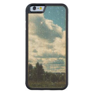 空の輝き CarvedメープルiPhone 6バンパーケース