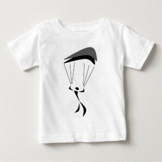 空の飛び込みの現在 ベビーTシャツ
