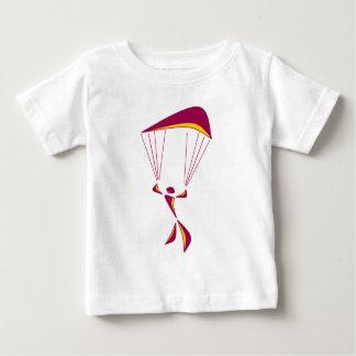 空の飛び込みイタリア ベビーTシャツ