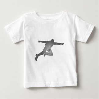 空の飛び込みFREEFEELINGS ベビーTシャツ