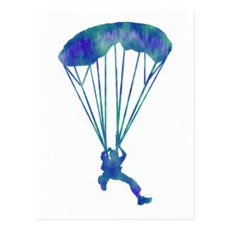 空の飛び込みNEWBY ポストカード