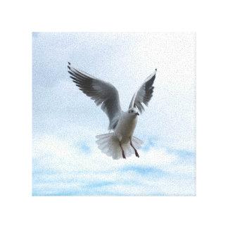 空の鳥のはえ キャンバスプリント