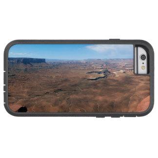 空のCanyonlandsの国立公園ユタの島 Tough Xtreme iPhone 6 ケース