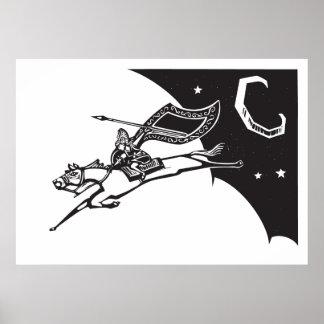 空のValkyrie ポスター