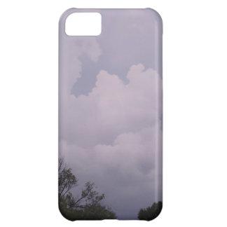 空は曇っています iPhone5Cケース