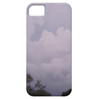 空は曇っています iPhone SE/5/5s ケース