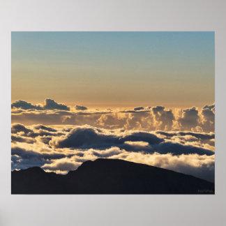空は限界です ポスター