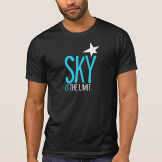 空は限界です Tシャツ