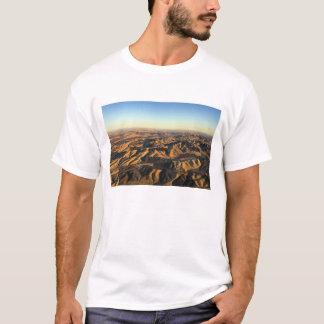 空中にからのWalla Wallaのワインの里 Tシャツ
