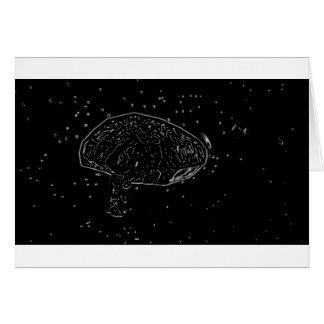 空想科学小説の飛んでいるな頭脳 カード