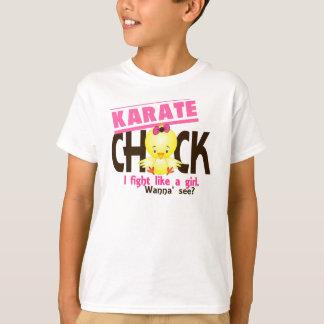 空手のひよこ1 Tシャツ