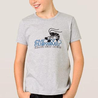 空手のエビ Tシャツ