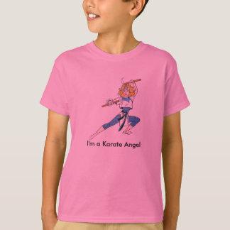 空手の天使 Tシャツ