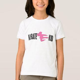空手の子供の女の子3.1 Tシャツ