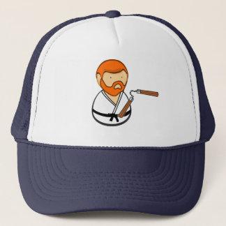 空手の忍者の帽子 キャップ