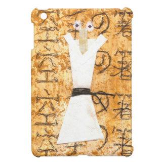 空手の箸の小型私パッドの背部 iPad MINI CASE