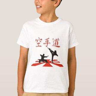空手の見通し Tシャツ