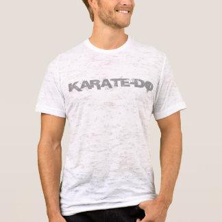 空手はTシャツをします Tシャツ