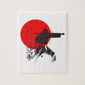 空手日本 ジグソーパズル
