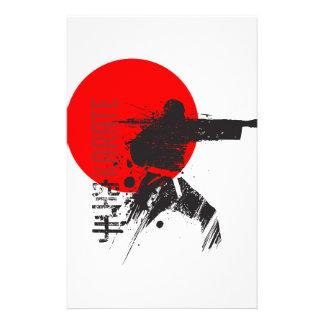 空手日本 便箋