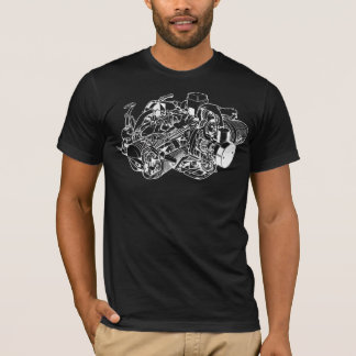空挺堡 Tシャツ