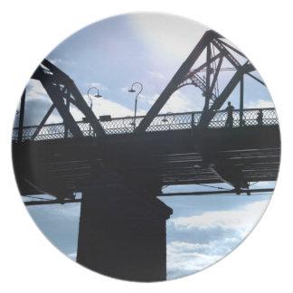 空橋 ディナープレート