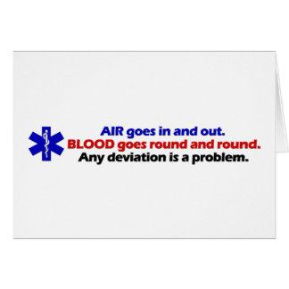 空気か血 カード