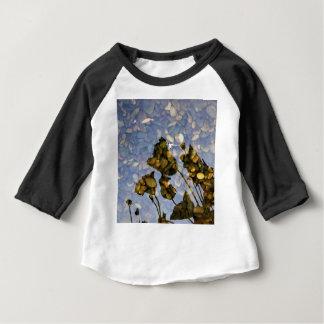 空気のようなはす ベビーTシャツ