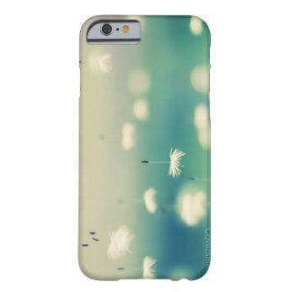 空気のタンポポ BARELY THERE iPhone 6 ケース