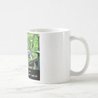 空気のダニエルの3:80の鳥は、主を賛美します コーヒーマグカップ