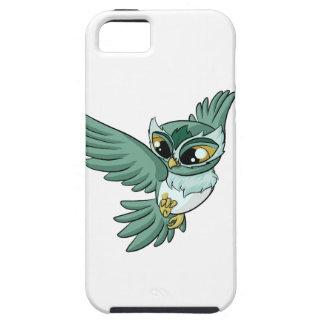 空気のフクロウ! iPhone 5 CASE