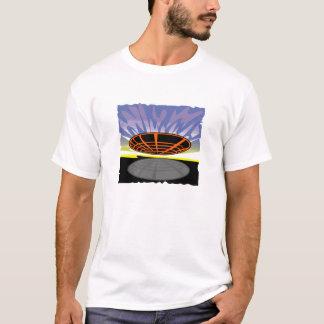 空気の宇宙船 Tシャツ