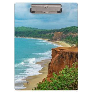 空気の海景場面中国琵琶ブラジル クリップボード