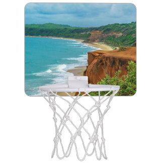 空気の海景場面中国琵琶ブラジル ミニバスケットボールゴール